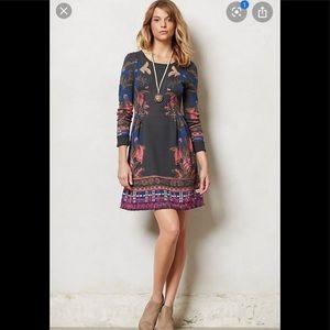 Anthropologie Petalblush Dress